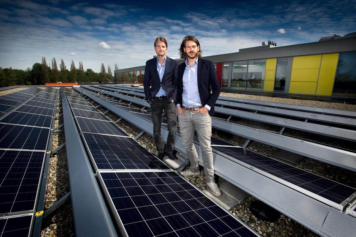 scholen in Nederland met zonnepanelen