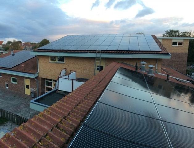 zonnepanelen op scholen - t-Hunninghouwersgat