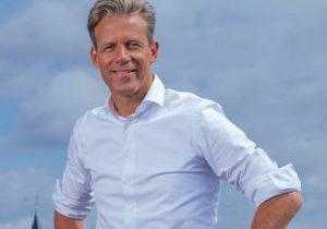 Jeff op Hilversum4